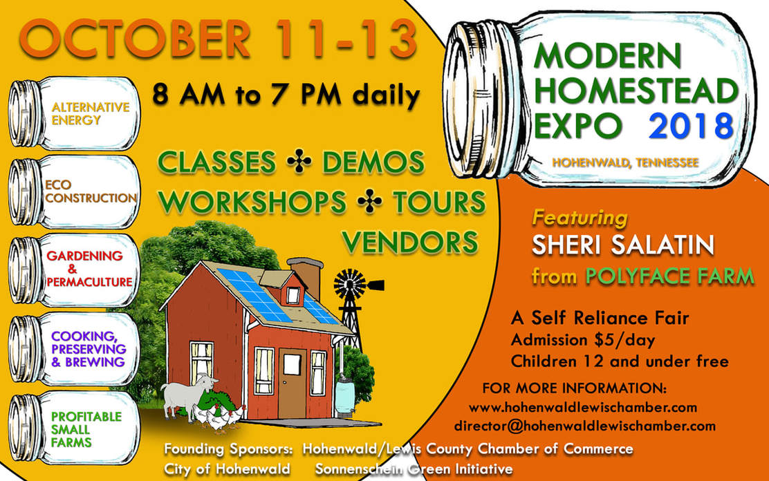 Tennessee Modern Homestead Expo