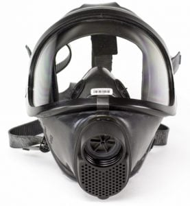 Dräger CDR 4500 for Nuclear, Biological & Chemical Warfare Protection – NIOSH Respirator CBRN